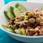 CYAN Mediterranean Salad
