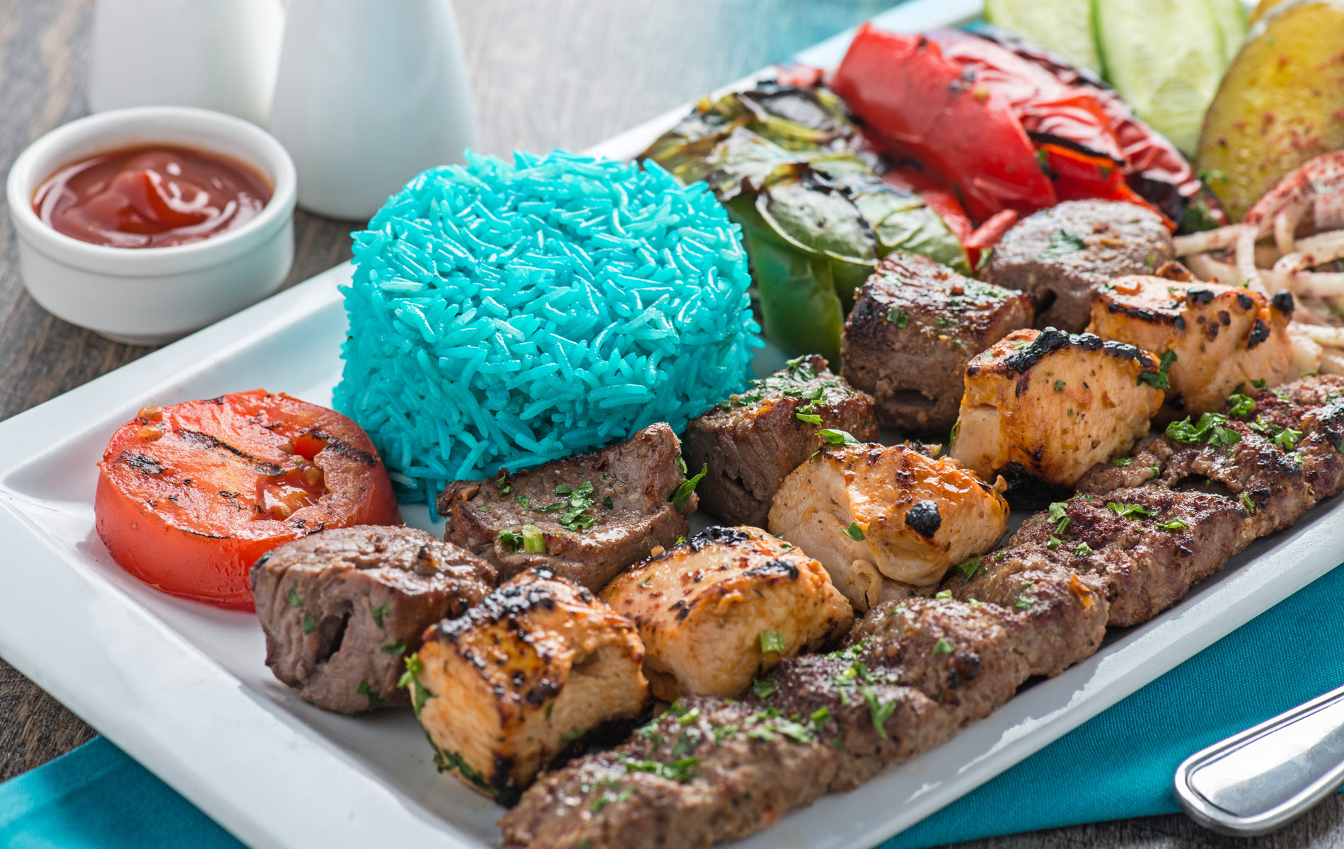 cyan cafe & lounge | middle eastern cuisine